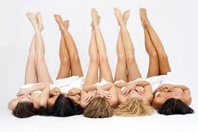 пять женщин