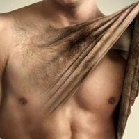 Салонный и домашний шугаринг для мужчин