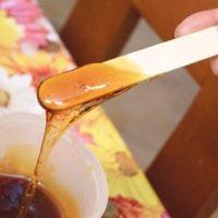 Рецепт приготовления пасты для шугаринга в микроволновой печи
